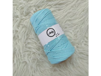Twisty macramé 5mm 312 mint