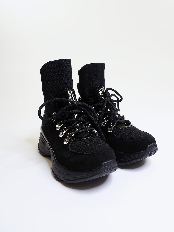 Boty Fashion Black