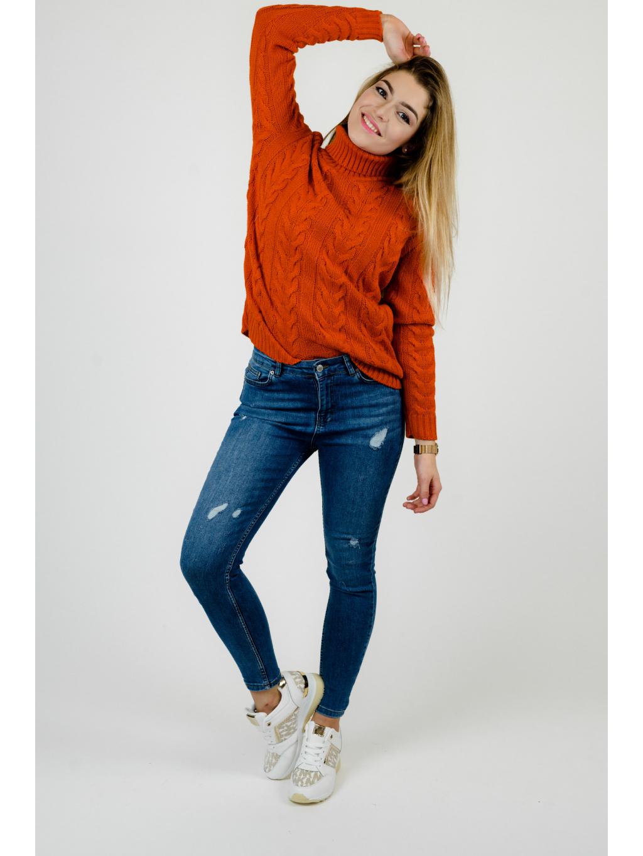 Rolák MARIAH oranžová