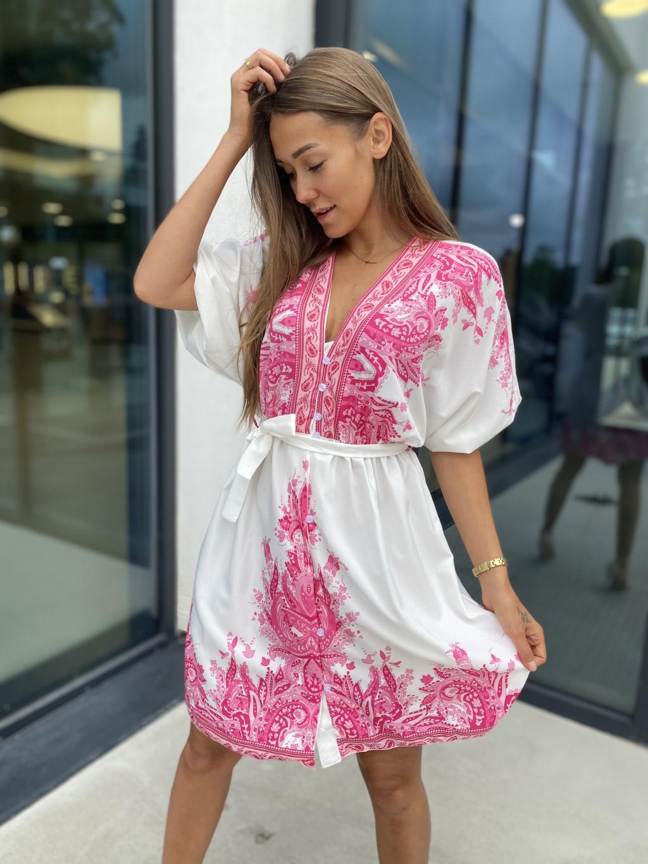 Šaty Night II růžová