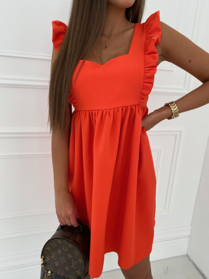 Šaty LAVENDER - red