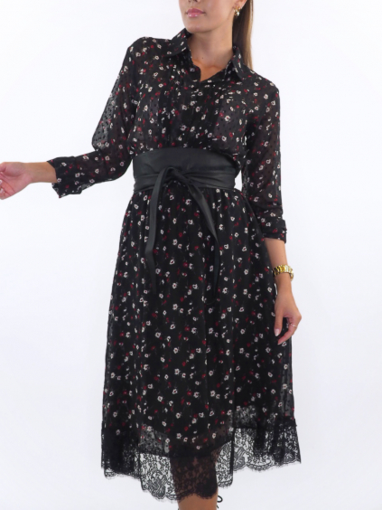 Šaty Dario - černá
