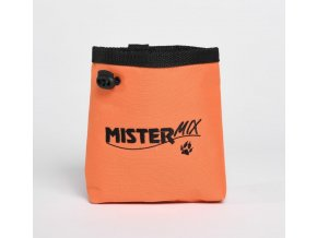 Jutalomfalat-tartó - Narancssárga + Praktikus műanyag rögzítővel és húzózsinórral