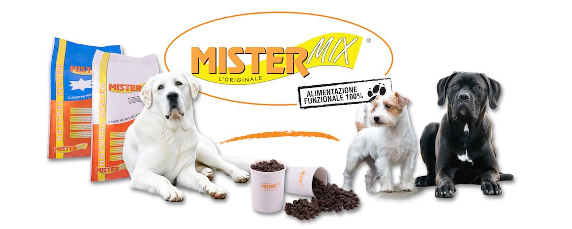 Mister Mix zákazníci bílý