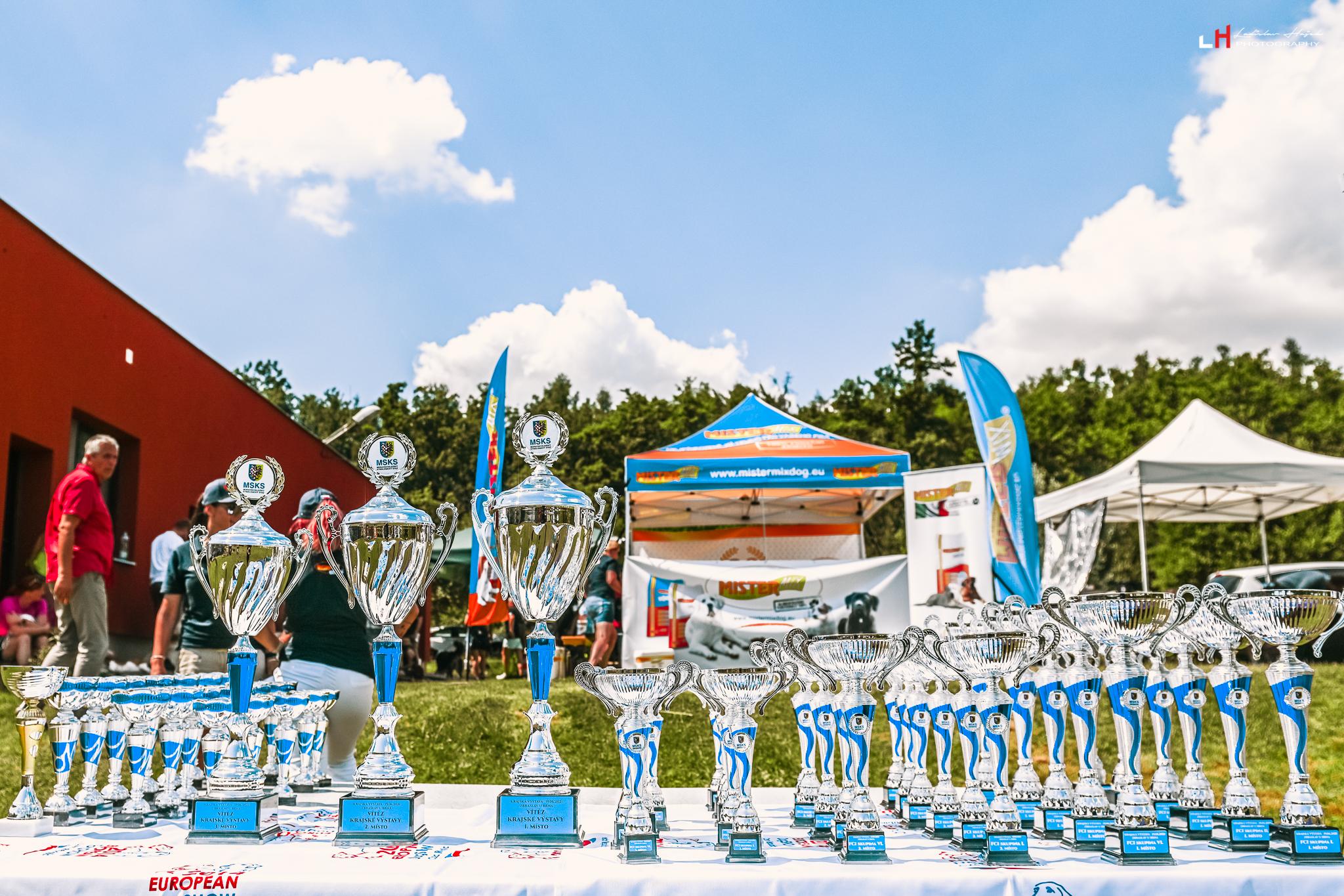 Krajská výstava psů Zbraslav 19.06.2021