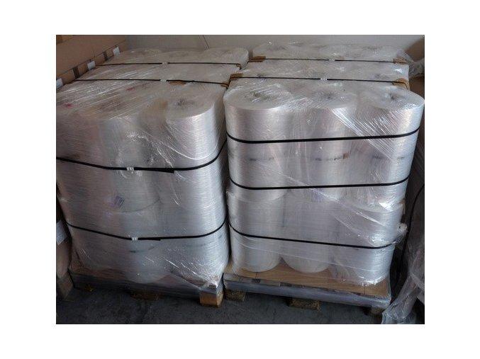 LDPE folie polohadice recyklát