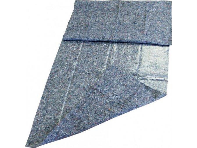Zakrývací fólie se savou textilní vrstvou