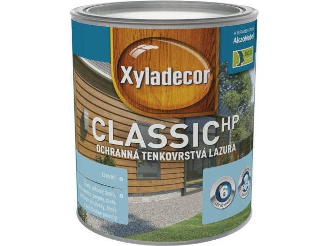 Xyladecor Classic HP/2,5l
