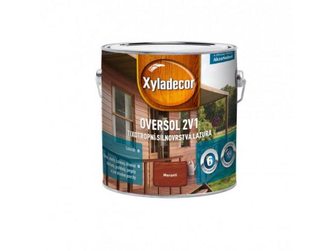 Xyladecor Oversol 2v1/0,75l