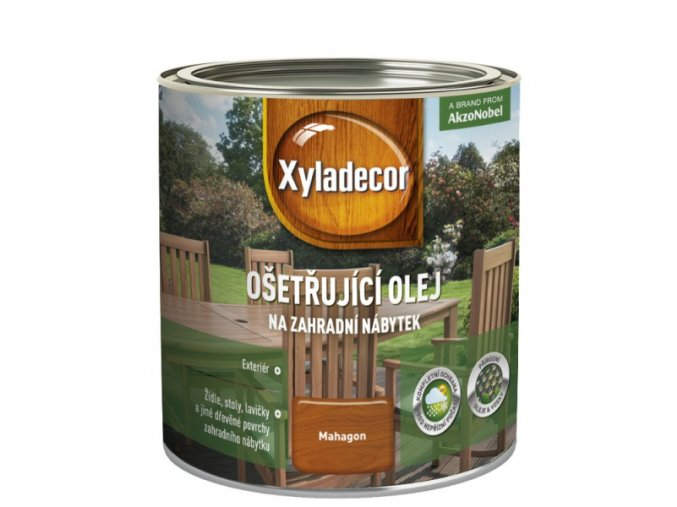 Xyladecor Ošetřující olej/0,75l