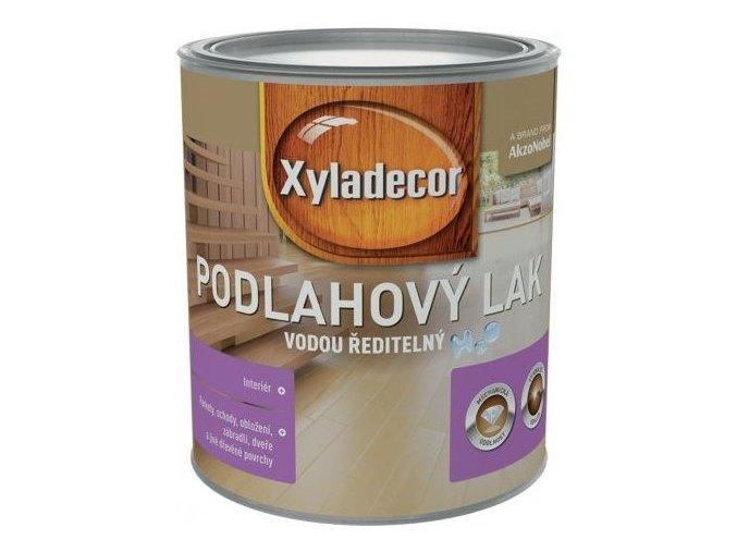 Xyladecor podlahový lak  na vodní bázi/0,75l
