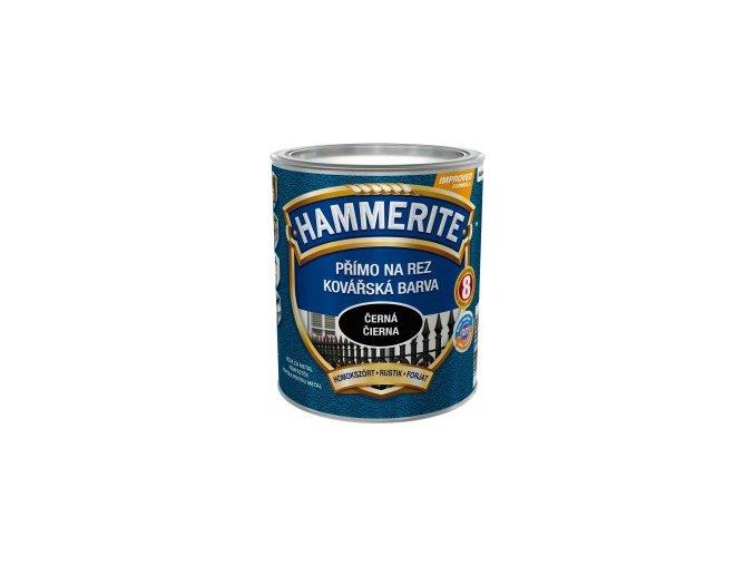 Hammerite přímo na rez Kovářská barva/0,75l