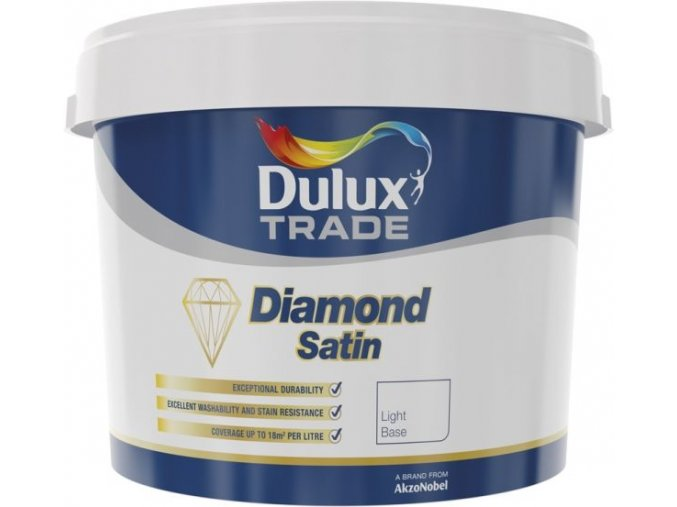 Dulux Trade Diamond Satin