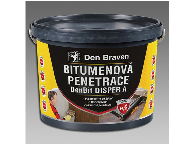 BITUMENOVÁ PENETRACE - DenBit DISPER A