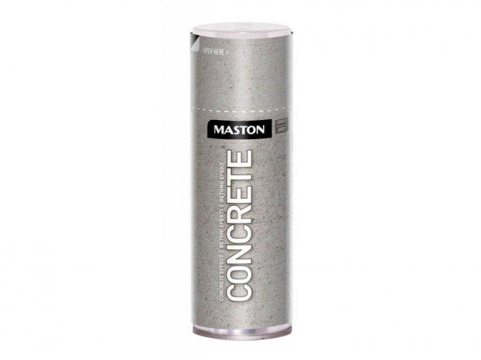 138726 maston spray concrete effect betonovy 400ml