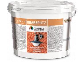 QUARZPUTZ je mozaiková/dekorativní disperzní omítka