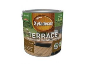 Xyladecor Terrace/2,5l Termín dodání 1 měsíc