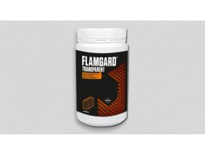Flamgard na dřevo Protipožární nátěr/Transparent