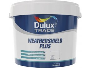 Dulux Trade Weathershield Plus Bílá