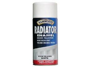 Hammerite sprej na radiatory