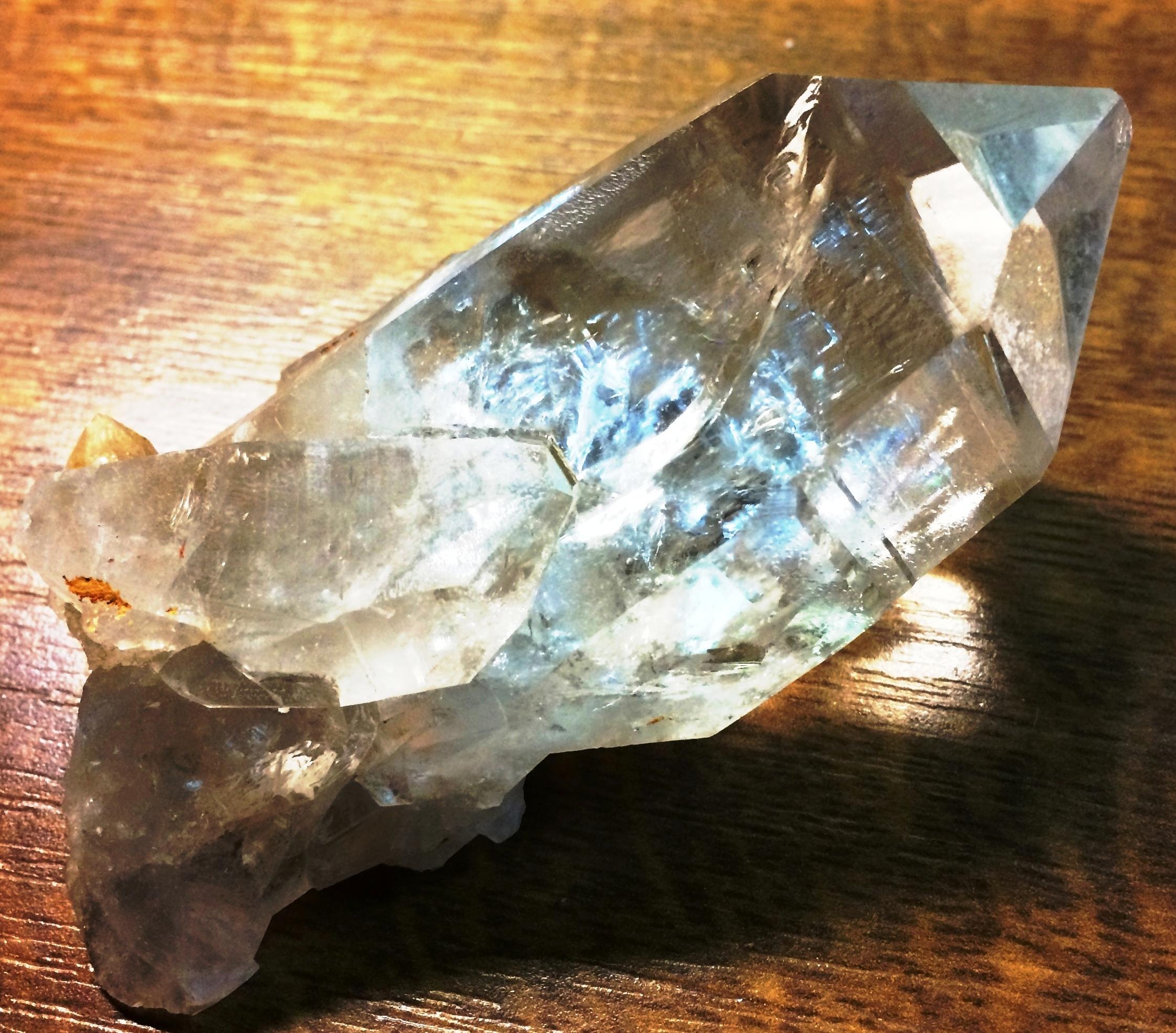 Dematerializace krystalů