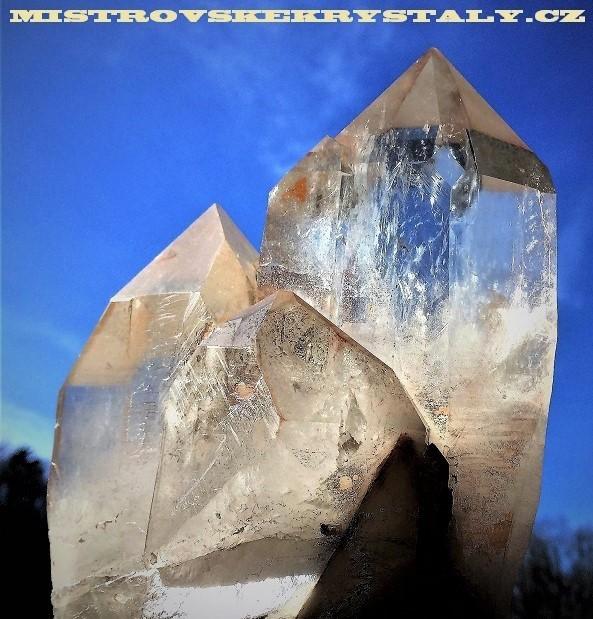 Mistrovské Krystaly jako Partneři Duše