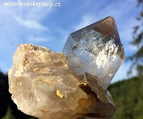 Jak vznikají krystaly