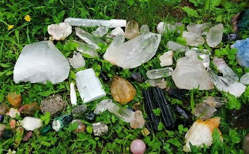 Péče o kameny a krystaly