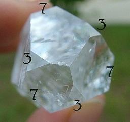 Krystal Dow - krystal Kristovského vědomí