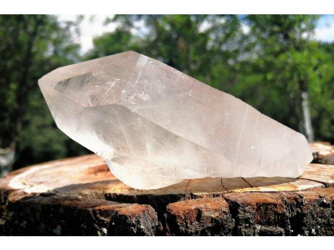 Přírodní surový krystal křišťálu / Himaláje