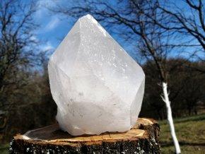 Křišťál 4,6kg - přírodní surový krystal / Brazílie