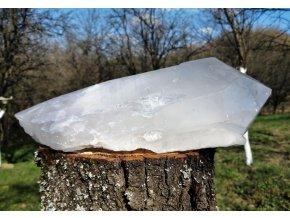Samoléčitel - mistrovský krystal křišťálu 6,9kg / Brazílie