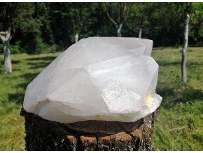 Přírodní surový krystal křišťálu 4,33kg / Brazílie