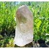 Záhněda / Křišťál 2,11kg - přírodní surový krystal / Brazílie