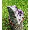 Ametyst  12kg - přírodní surový drúza / Brazílie