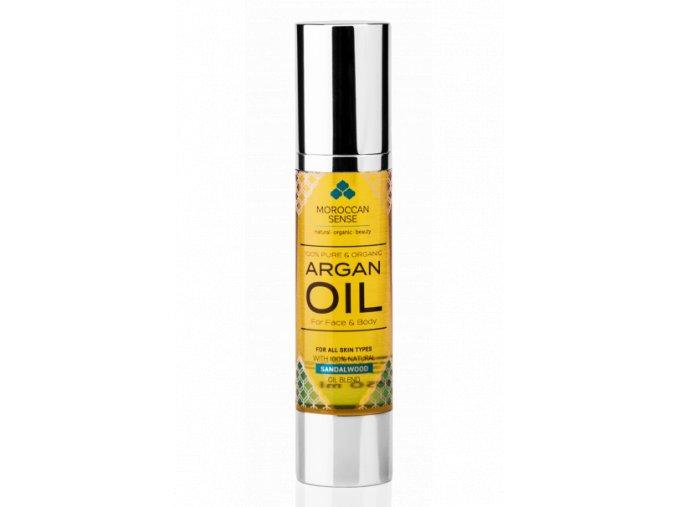 690 arganovy olej pro plet santalove drevo 50 ml