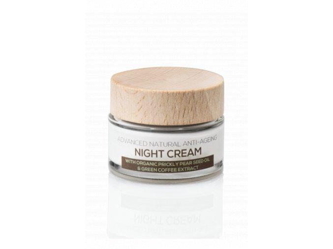 681 nocni anti age krem s opuncii a extraktem ze zelene kavy 50 ml