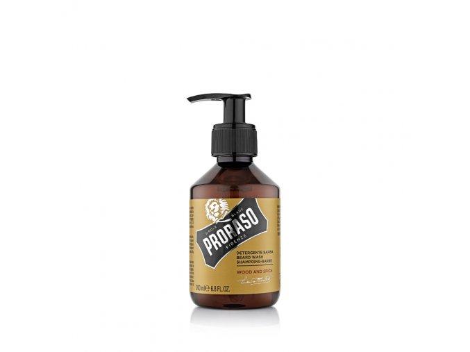 Mýdlo na plnovous Proraso - Wood & Spice (200 ml)