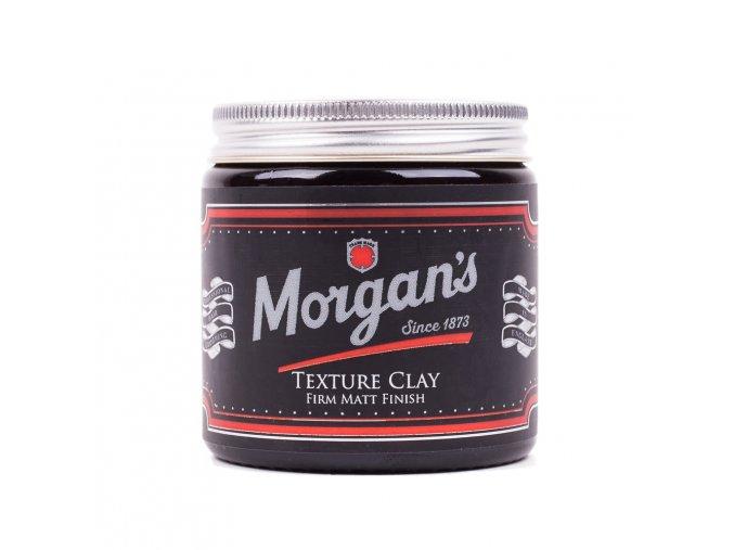 Morgan's Texture Clay - jíl na vlasy (120 ml)