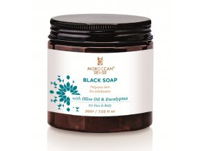 BLACK SOAP EUCALYPTUS