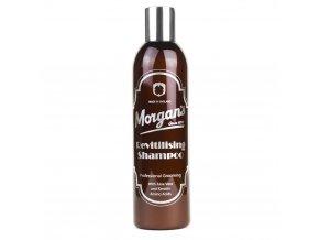 Vyživující šampon na vlasy Morgan's (250 ml)