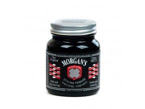 Morgan's Pomade High Shine and Firm Hold - pomáda na vlasy (100 g)