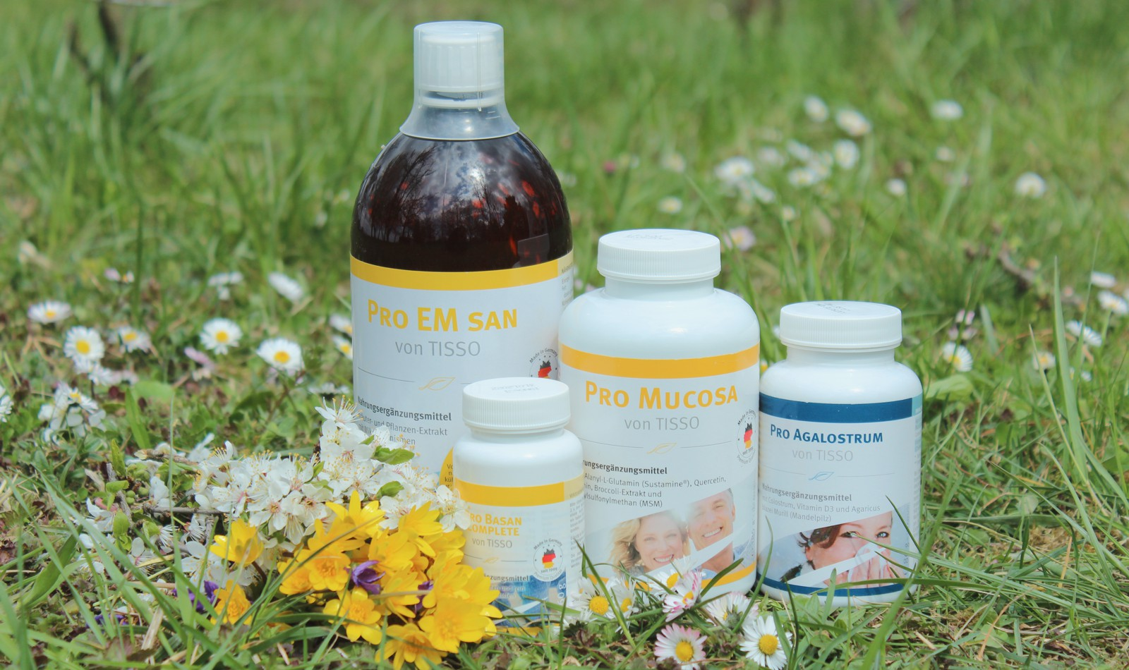 Nejlepší prebiotika a probiotika v DELUX balení