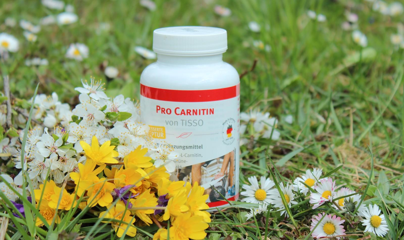 Přírodní spalovač tuku Pro Carnitin