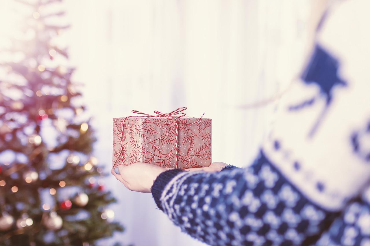 Doplňky stravy jako netradiční vánoční dárky