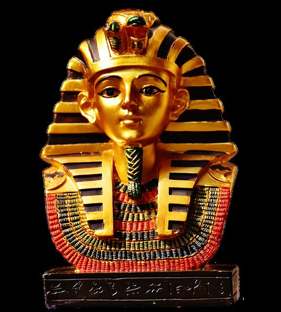 faraonova pomsta infekční průjem