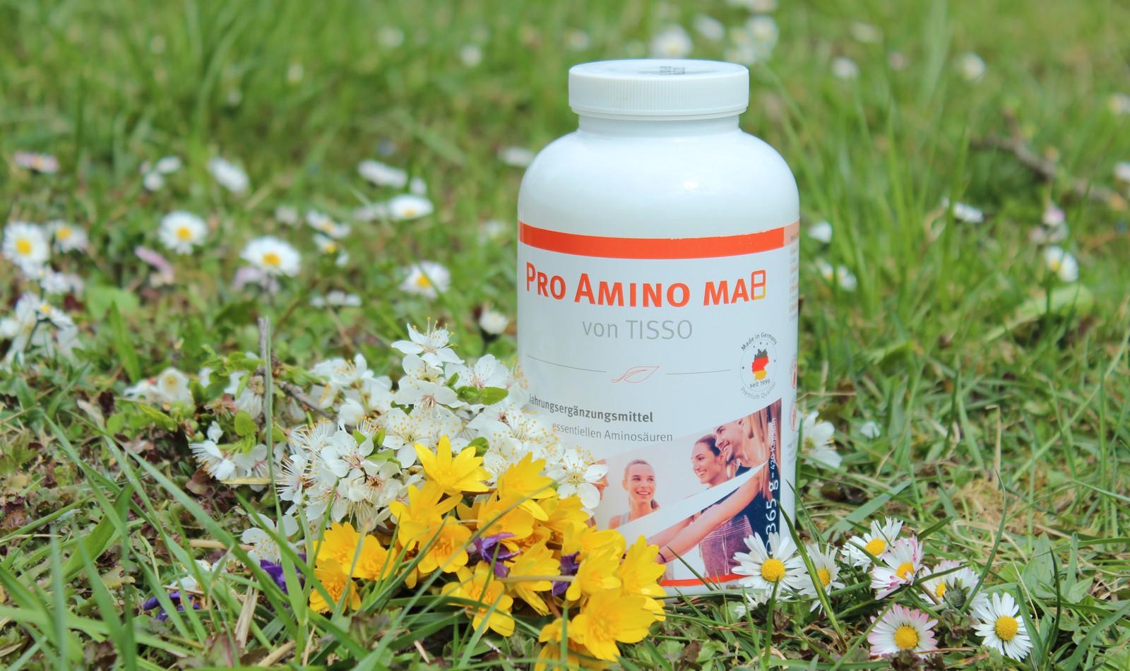 Pro Amino MA8 rostlinný protejn
