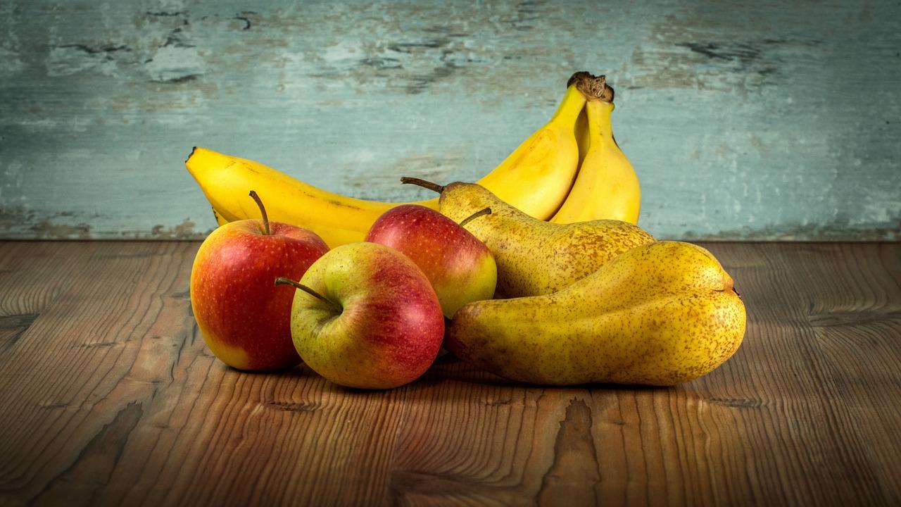 Ovoce podporuje celkové zdraví i mikrobiom střev