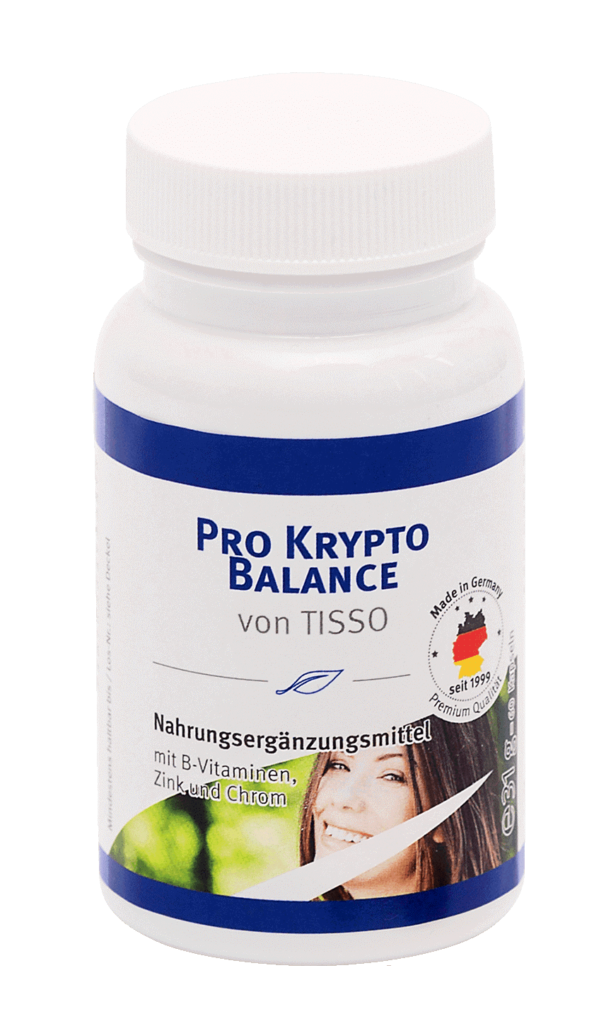Pro Krypto Balance přírodní doplněk stravy
