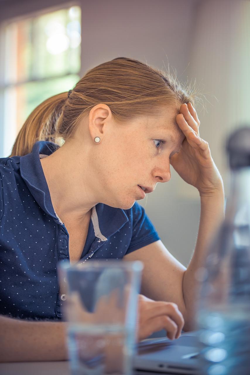 Jak se zbavit stresu – vyčerpávající den v kanceláři